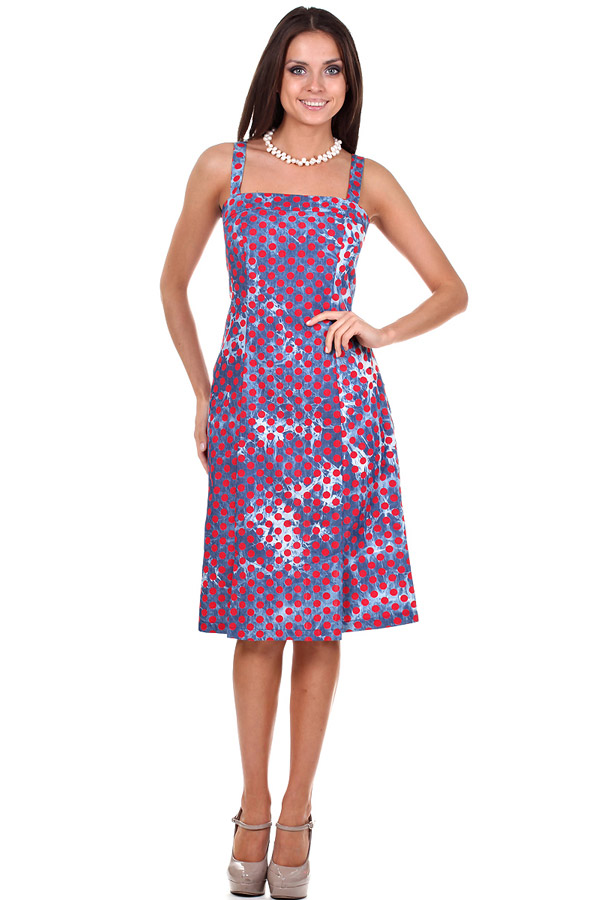 Летнее платье GR05