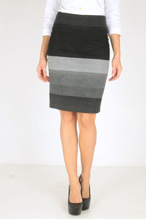 Теплая юбка-карандаш EF391DIN