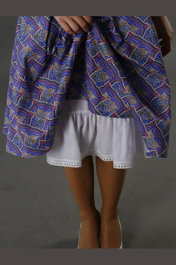 Нижняя юбка №2 (белая)
