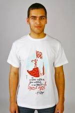 Мужская футболка «Как взять Измаил»