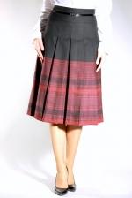 Демисезонная юбка миди EF219MAG