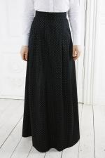 Длинная юбка «Южная ночь»
