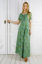 Домашнее платье «Хозяйка медной горы»