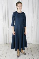 Шерстяное платье «Констанция»