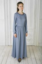 Платье макси «Княгиня Ольга»